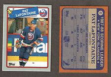 "1988-89 Topps Islanders' Pat LaFontaine Box-Bottom ""C"", Mint"