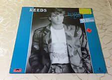 "REEDS (12""MAXI) IN YOUR EYES [GERMAN 1985 POLYDOR IL DISCOTTO ""ITALO-DISCO]NM"