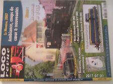 ** Loco Revue n°718 Wagon Standard D LS Models  Wagon désherbeur SMD Productions