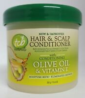 TCB Hair & Scalp Conditioner 283g with Olive Oil**Free Delivery**