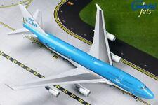 G2KLM546 Gemini200 Klm 747-400M 1:200 New Livery Ph-Bfw Model Airplane