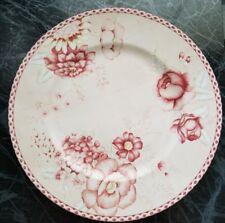 Waverly NOS Norfolk Rose Stoneware Dinnerware Retired Lot  of 62 Boxed & Loose