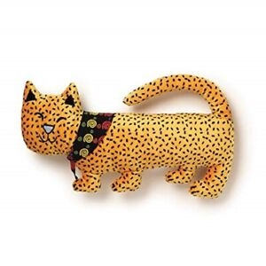 "Gund Clovis Cat Plush Stuffed Animal Toy 24"" NEW!"
