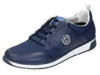 Bugatti Sneaker Schnürschuhe Halbschuhe blau K1404-6N6 Gr. 40-46 Neu4