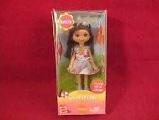 Mattel Kelly Sweetsville Cute New Look 2003 Becky 4.5in. Nib (117D) B5785
