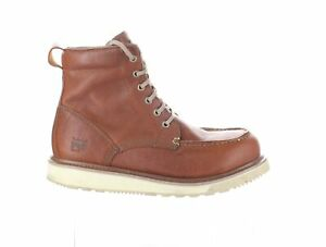 Timberland Mens Boondock Brown Work & Safety Boots Size 12 (1548286)