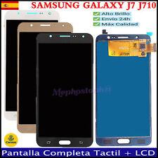 Pantalla Para Samsung Galaxy J7 2016 J710FN J710F LCD Tactil Completa Reemplazo