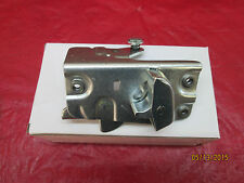 1952-55 CHEVY & GMC TRUCK LEFT HAND DOOR LOCK LATCH ASSEMBLY 1ST SERIES