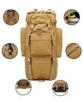 Tactical Backpack Military Rucksack, hiking backpack, 70l giant backpack
