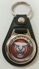 Jaguar Logo Medallion Keyring, Brand New