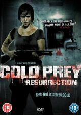 Cold Prey 2 - Resurrection [DVD] [2008] - DVD  1EVG The Cheap Fast Free Post