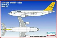 EASTERN EXPRESS 144149_3 - Civil Airliner A310-200 CONDOR / Modellbausatz 1:144