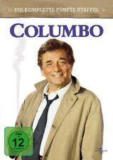 Peter Falk - Columbo. Staffel.5, 3 DVDs