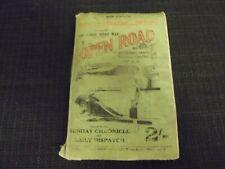 Vintage Voiture Touring Manuel 1920's (700 Routes) 1700+ Citroen Pièces en Shop