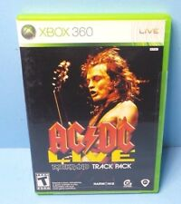 AC/DC Live: Rock Band Track Pack (Microsoft Xbox 360, 2008)BRAND NEW SEALED
