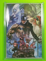 Batman Who Laughs #6 Mico Suayan Virgin Variant NM+ Top Loader DC Comics 2019