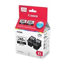 Canon PGI-240XL Ink Cartridge - Twin Pack - Black