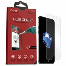 """2x iCarez Tempered Glass Screen Protector For Apple iPhone 8 Plus / 7 Plus 5.5"""""""