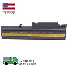 R51 10.8V R50 Battery for IBM Thinkpad T40 Battery T41 R52 T43 T42