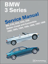 BENTLEY WORKSHOP REPAIR MANUAL BMW M3 318i 323 325i 328