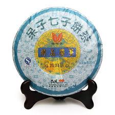 500g cake Yunnan raw puer tea raw puerh tea green tea Royal Tea Year 2011
