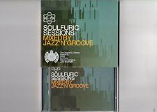Ministry of Sound-Jazz 'n' Groove-soulfuric Sessions - 2cd Mixed-House