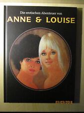 Die Erotischen Abenteuer von Anne und Louise - Hardcover -NEU wie Ferocius Gotha