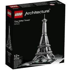 Lego Arquitectura 21019 de la Torre Eiffel NUEVO EMBALAJE ORIGINAL MISB