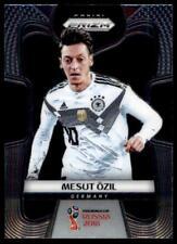 Panini Prizm Mesut Ozil Alemania Rusia 2018 tarjeta base Nº 96