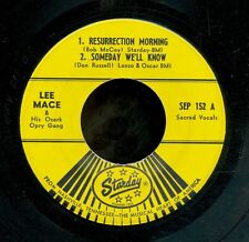 45pc-country sacred-STARDAY EP 152-Lee Mace & his Ozark Opry Gang -FIDDLE