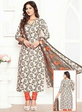 Elegant Cotton Designer Printed Dress Material Salwar Suit .No RCS1251