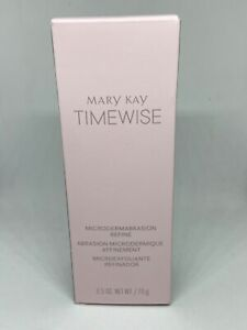 Mary Kay Timewise Microdermabrasion Refine Full Size 2.5 oz--- FREE SHIPPING!