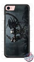 Alien vs Predator Halloween Phone Case for iPhone Samsung Google LG Motorola etc