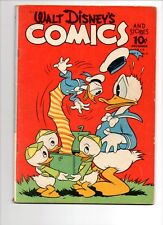 WALT DISNEY'S COMICS AND STORIES #27 1942