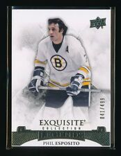 PHIL ESPOSITO 2015-16 EXQUISITE COLLECTION #41 041/499 BOSTON BRUINS