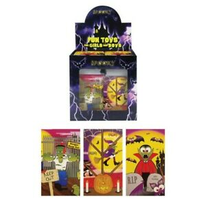 Mini Halloween Notebooks - Party Bag Fillers