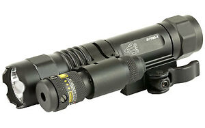 Leapers UTG Gen 2 Light/Red Laser w/Integral Mounting Deck Combo LT-ELP38Q-A