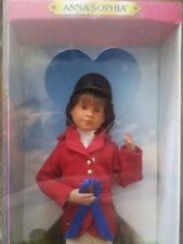 Only Hearts Club Doll ~ Anna Sophia Horse & pony club With puppy~ Nib