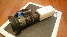 Fujinon Objektiv YH17x7  - 1.4-1.75 Blende / f 7-119mm / JVC Kamera / Canon Zoom