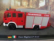 DelPrado  Iveco Magirus LF 16-12  FIRE