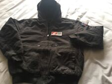 Snap On Heavy Weight Hooded Canvas Jacket. XXXL