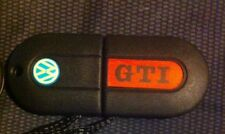 NEW VW  GOLF GTI  LIGHTED PILL KEY UNCUT FAST FREE SHIPPING!
