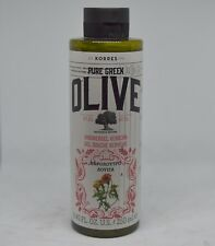 Korres Pure Greek Olive Showergel Verbena  250 Ml / 8.45 Fl. Oz.