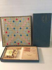 Vintage Scrabble Russian Edition Board Game UNUSED!