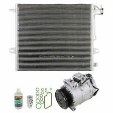 AC Compressor w/A/C Condenser Repair Kit For Mercedes R350 ML350 GL450 GL550