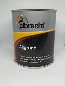 albrecht Allgrund 750ml 375 ml