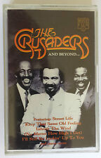 The Crusaders...And Beyond........Cassette Album