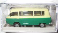 Brekina 30038 Bakas B 1000 Fensterbus 60er Jahre beige/grün 1:87 HO