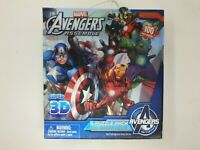 Marvel Avengers Assemble Super 3D 6 Puzzle Pack - Very Cool