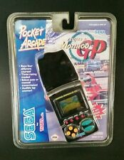 Sega Super Monaco GP Handheld Electronic LCD Pocket Arcade Video Game Tiger New